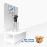 espositore per gel igienizzante personalizzato